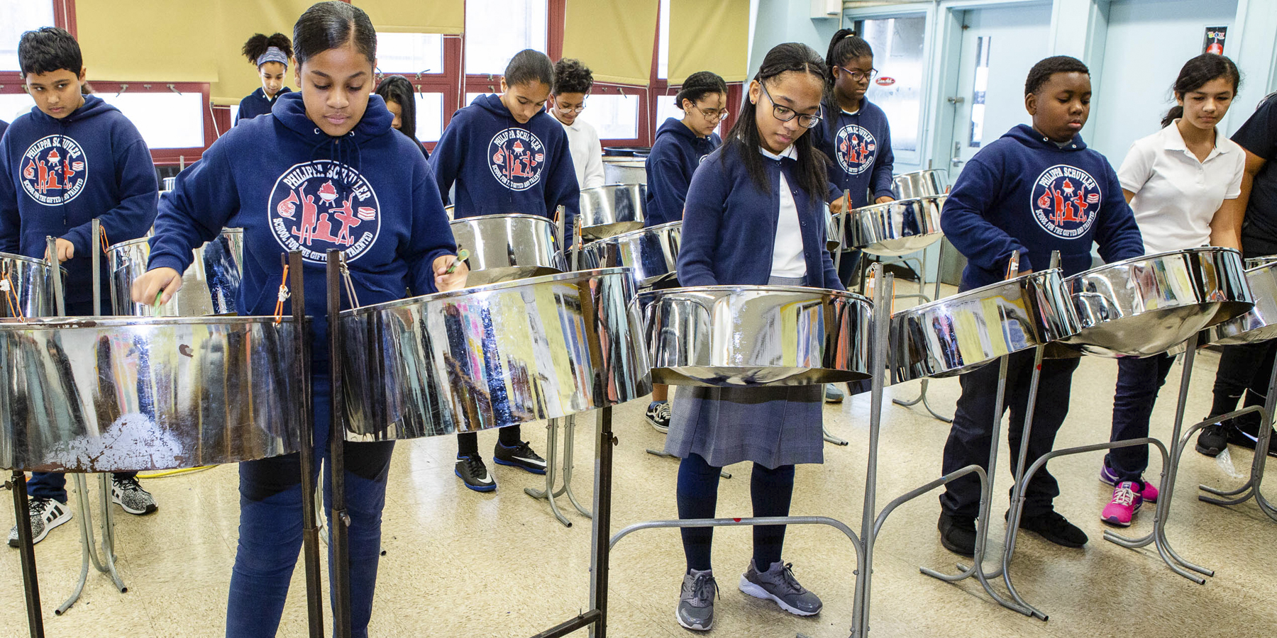 PS Steel Drums