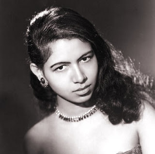 Philippa Schuyler as a young woman